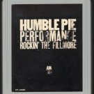 Humble Pie - Rockin' The Fillmore 8-track tape