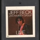 Jeff Beck - Jeff Beck With The Jan Hammer Group LIVE 8-track tape