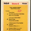 The Guess Who - Wheatfield Soul 1968 RCA 8-track tape