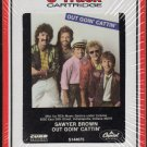Sawyer Brown - Out Goin' Cattin' 1986 RCA Sealed 8-track tape