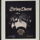 String Cheese - String Cheese 1971 Debut WOODEN NICKEL 8-track tape