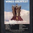 Paul McCartney & Wings - Wings Greatest 8-track tape