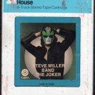 Steve Miller Band - The Joker CRC 8-track tape