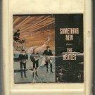 The Beatles - Something New 1964 CAPITOL 1967 re-issue 8-track tape