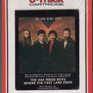The Oak Ridge Boys - Where The Fast Lane Ends 1987 RCA Sealed 8-track tape