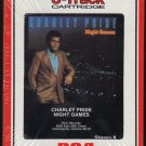Charley Pride - Night Games 1983 RCA Sealed 8-track tape