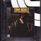 Tom Scott - New York Connection 1975 ODE Sealed 8-track tape