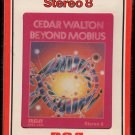 Cedar Walton - Beyond Mobius 1976 RCA Sealed 8-track tape