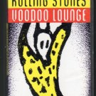 Rolling Stones - Voodoo Lounge Cassette Tape