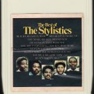 The Stylistics - The Best Of The Stylistics AVCO 8-track tape