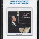 Julio Iglesias - Julio Iglesias In Concert 1983 CRC Sealed 8-track tape