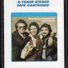 Larry Gatlin & The Gatlin Brothers Band - Greatest Hits Vol II 1983 CRC Sealed 8-track tape
