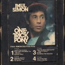 Paul Simon - One Trick Pony 1980 WB 8-track tape