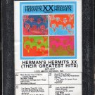 Herman's Hermits - XX Their Greatest Hits ABKCO 8-track tape