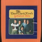 The Dave Clark Five - The Dave Clark Five's Greatest Hits 1966 EPIC 8-track tape