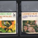 Canned Heat - Living The Blues Part 1 & 2 1968 LIBERTY 8-track tape