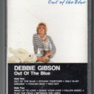Debbie Gibson - Out Of The Blue Cassette Tape