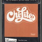 The Chi-Lites - The Chi-Lites 1973 BRUNSWICK AMPEX Sealed A47 8-track tape