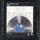War - Platinum Jazz 1976 BLUENOTE 8-track tape
