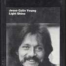Jesse Colin Young - Light Shine 1974 WB Sealed 8-track tape