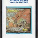 The Animals - Ark 1983 CRC 8-track tape