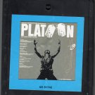 Platoon - Original Motion Picture Soundtrack 1987 WB 8-track tape