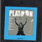 Platoon - Original Motion Picture Soundtrack 1987 WB 8-track tape