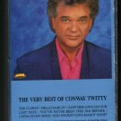 Conway Twitty - The Very Best Of Conway Twitty Cassette Tape