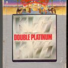 KISS - Double Platinum Vol I & II 1978 CASABLANCA 8-track tape