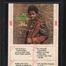 Al Green - Let's Stay Together 1972 HI RECORDS AMPEX A50 8-track tape