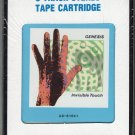 Genesis - Invisible Touch 1986 CRC Sealed A51 8-track tape