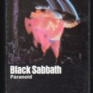 Black Sabbath - Paranoid Cassette Tape