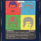 Queen - Hot Space 1982 ELEKTRA A1 8-track tape