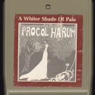 Procol Harum - A Whiter Shade Of Pale A&M A1 8-track tape