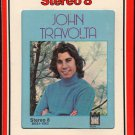 John Travolta - John Travolta 1976 RCA A23 8-track tape