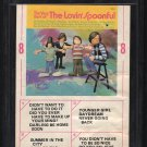 The Lovin' Spoonful - The Very Best Of 1970 AMPEX KAMA SUTRA A2 8-track tape