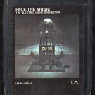 Electric Light Orchestra - Face The Music 1975 UA 8-track tape