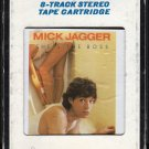 Mick Jagger - She's The Boss 1985 CRC A2 8-track tape