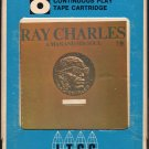 Ray Charles - A Man And His Soul Part 1 1967 ITCC ABC A50 8-track tape