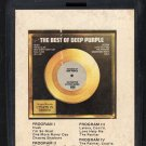 Deep Purple - The Best Of Deep Purple 1972 SCEPTER A32 8-track tape