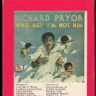 Richard Pryor - Who Me? I'm Not Him 1976 LAFF A32 8-track tape