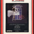 Krokus - The Blitz 1984 RCA 8-track tape