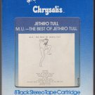 Jethro Tull - M.U. The Best Of Jethro Tull CHRYSALIS A41 8-track tape