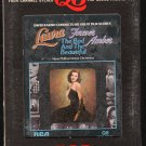 New Philharmonia/Raksin - Laura Bad And The Beautiful Forever Amber Quadraphonic A12 8-track tape