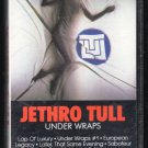 Jethro Tull - Under Wraps C3 Cassette Tape