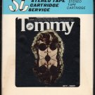 Tommy - Original Soundtrack Recording CRC POLYDOR 8-track tape