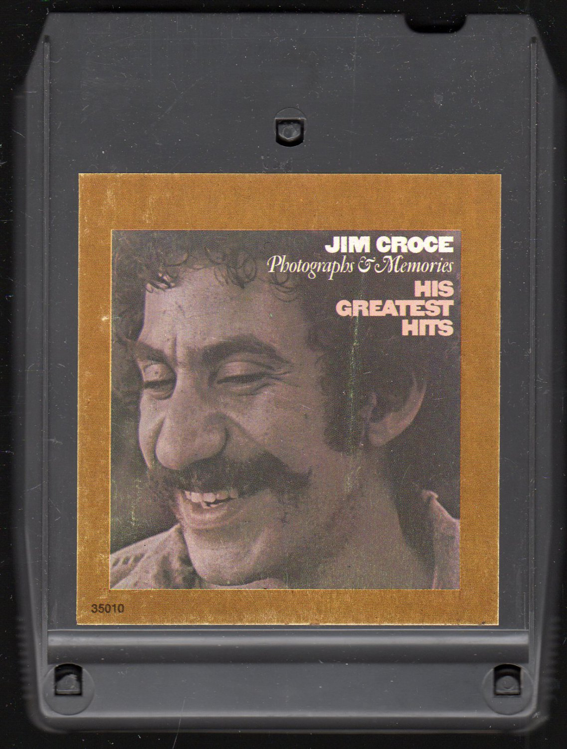 Jim Croce - Photographs & Memories His Greatest Hits 1974 LIFESONG A12 8-track tape