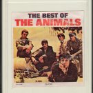 The Animals - The Best Of The Animals 1966 MGM ITCC T7 8-track tape