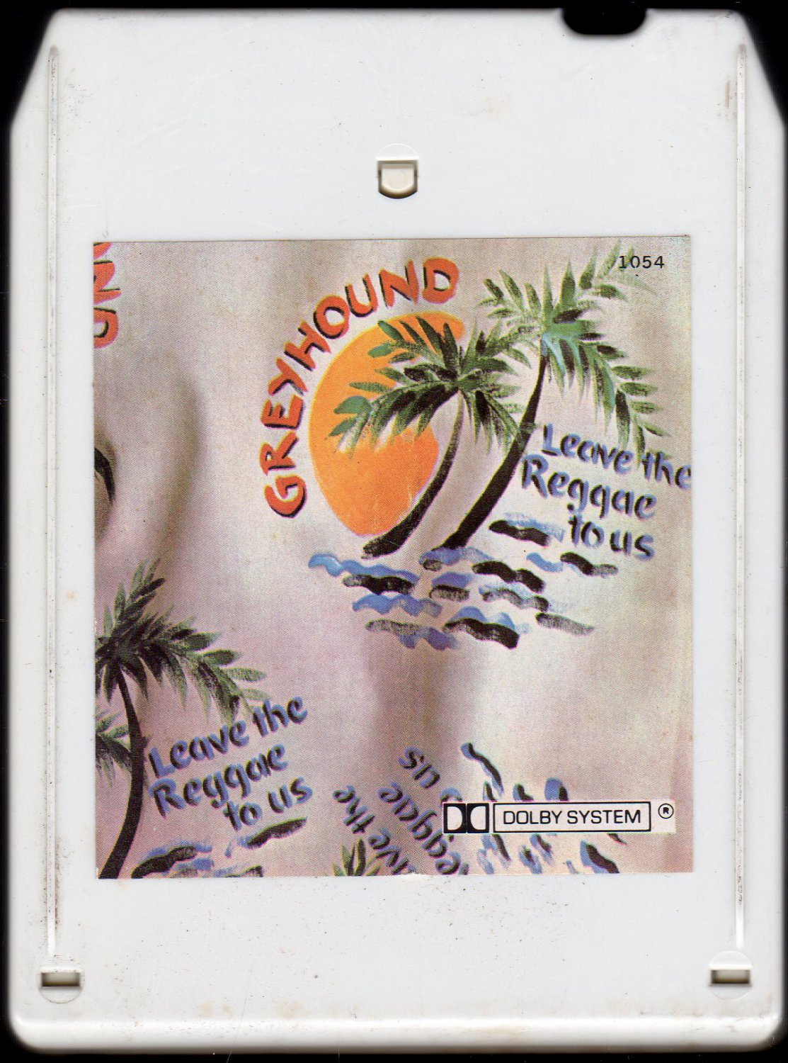 Greyhound - Leave The Reggae To Us 1975 MERCURY A43 8-track tape