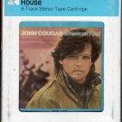 John Cougar Mellencamp - American Fool 1982 CRC A43 8-track tape